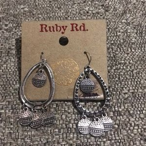 Ruby RD earrings
